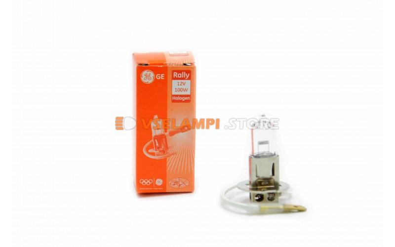 Галогенная лампа General Electric Standart - цоколь H3 100