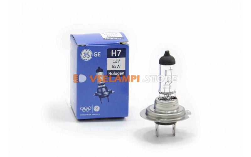 Галогенная лампа General Electric Standart - цоколь H7