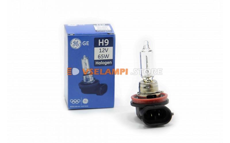 Галогенная лампа General Electric Standart - цоколь H9