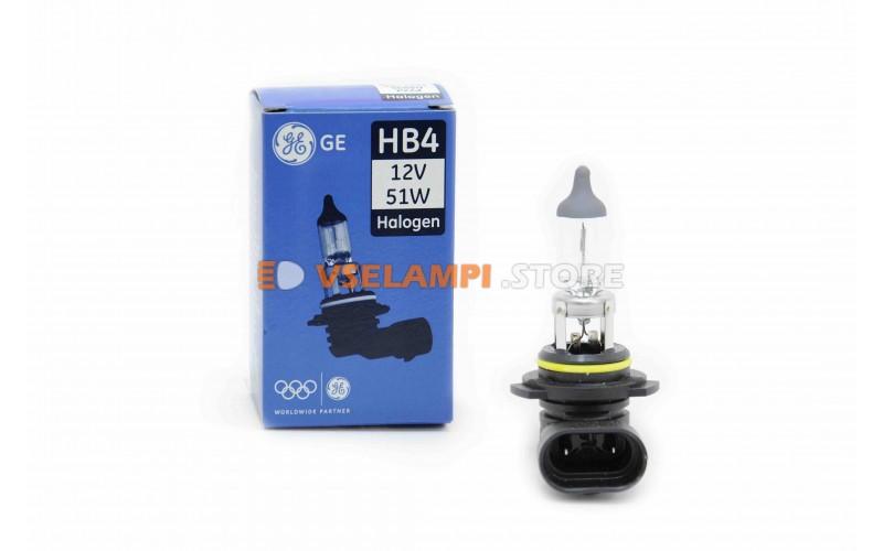 Галогенная лампа General Electric Standart - цоколь HB4