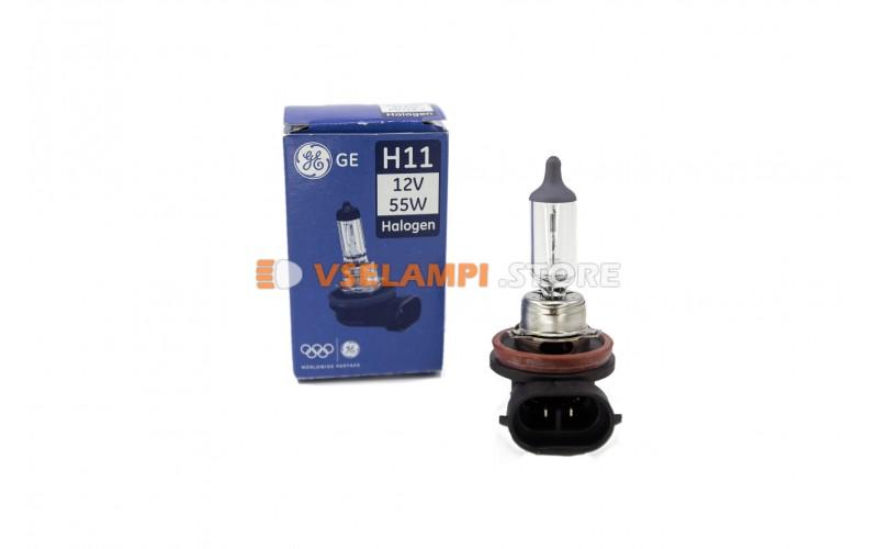 Галогенная лампа General Electric Standart - цоколь H11