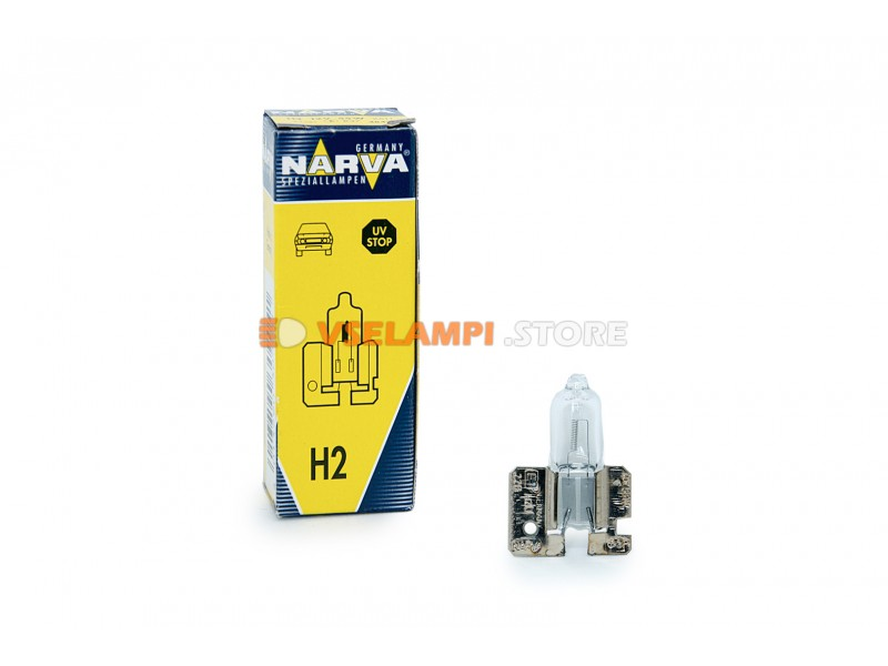 Галогеновая авто-лампа Narva Standart , 12v, цвет желтый, 1шт. - цоколь 891