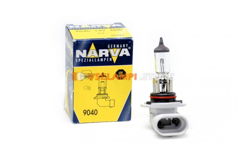 Галогеновая авто-лампа Narva Standart , 12v, цвет желтый, 1шт.