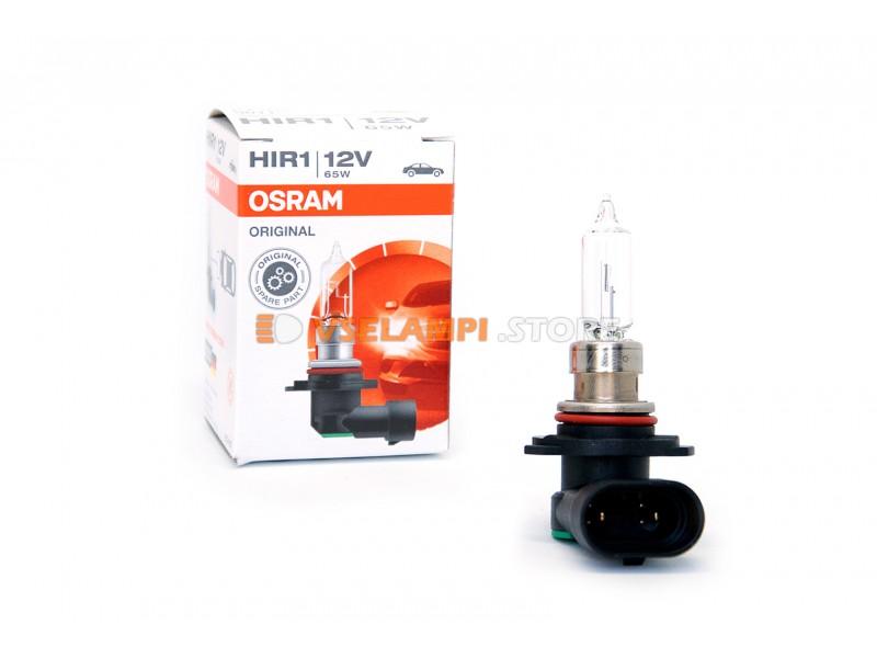 Галогенная лампа OSRAM Original Line - цоколь H18