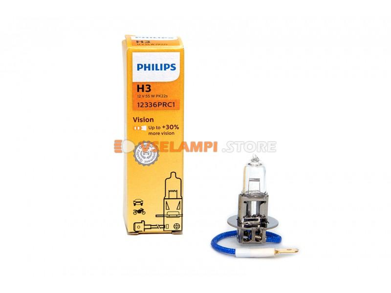 Галогенная лампа PHILIPS - Premium - цоколь H7 80