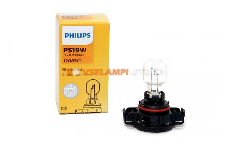 Галогенная лампа PHILIPS - Premium - цоколь PS19W