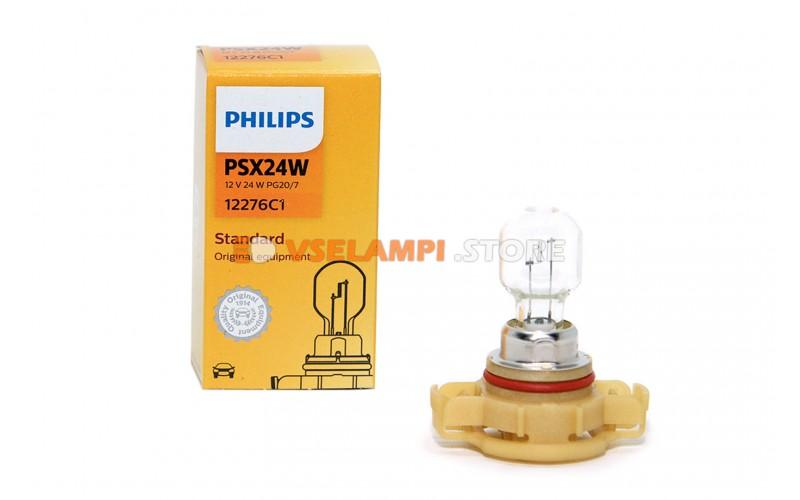Галогенная лампа PHILIPS - Premium - цоколь PSX24W