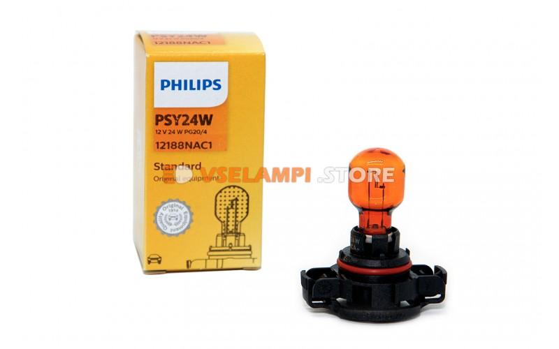 Галогенная лампа PHILIPS - Premium - цоколь PSY24W