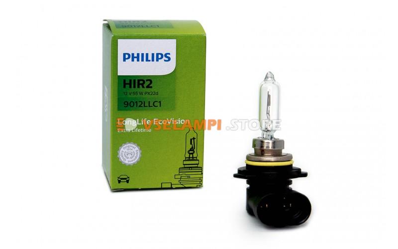 Галогенная лампа PHILIPS - Premium - цоколь HIR2