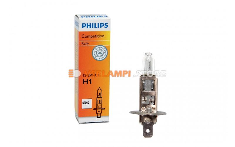 Галогенная лампа PHILIPS - Premium - цоколь H1 85