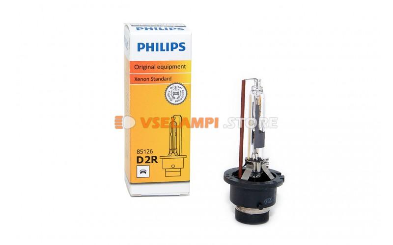 Ксеноновая лампа PHILIPS 4300К Китай ( аналог ) - цоколь D2R