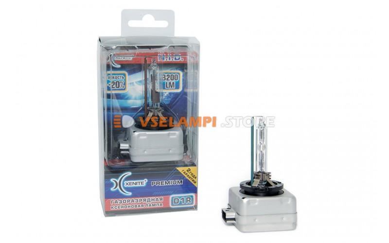 Ксеноновая лампа XENITE PREMIUM 4300K 1 шт. - цоколь D1R