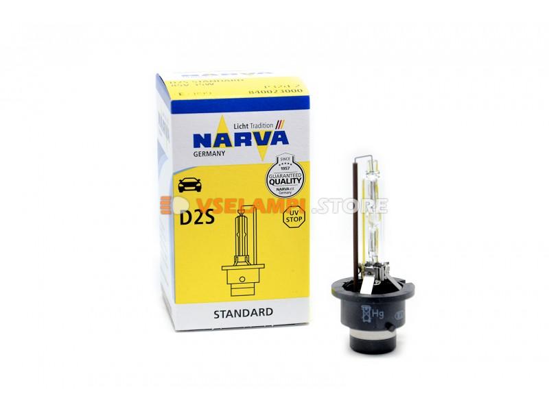 Ксеноновая лампа NARVA Original - цоколь D3S