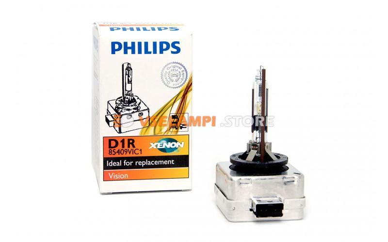 Ксеноновая лампа PHILIPS Xenon Vision - цоколь D1R