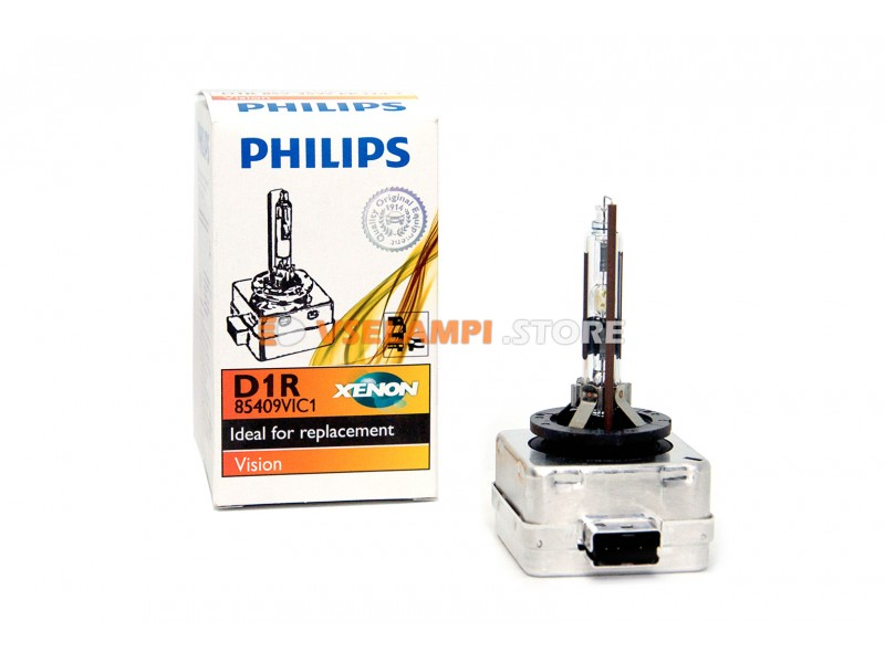 Ксеноновая лампа PHILIPS Xenon Vision - цоколь D4S