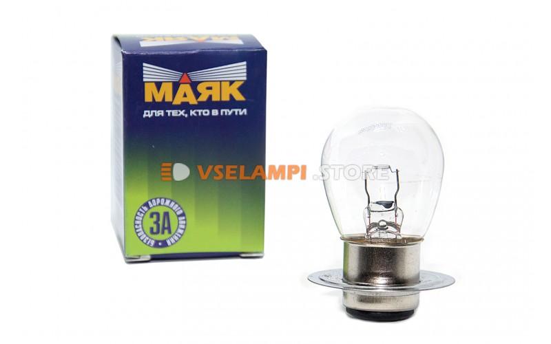 Галогенная лампа Маяк Standart - цоколь Тракторная 1к