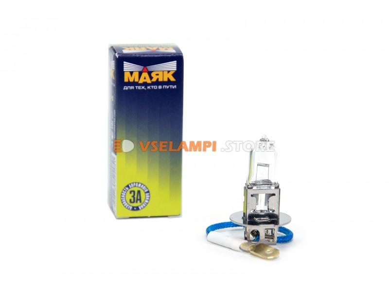 Галогенная лампа Маяк Standart - цоколь H8