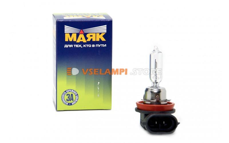 Галогенная лампа Маяк Standart - цоколь H9