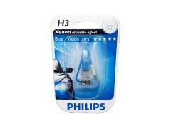 Галогенные лампы PHILIPS Blue Vision 1шт.