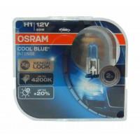 Галогенные лампы OSRAM COOL BLUE INTENSE EURO BOX комплект 2шт.