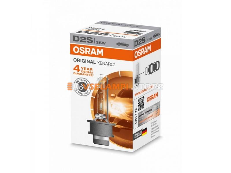 Ксеноновая лампа OSRAM XENARC ORIGINAL