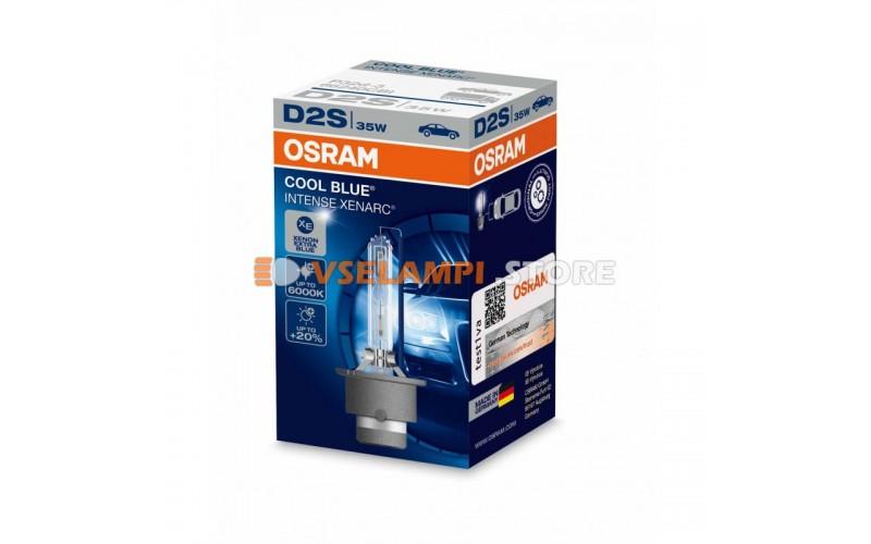 Ксеноновая лампа OSRAM XENARC COOL BLUE INTENSE - цоколь D2S