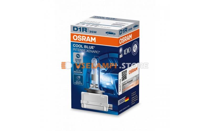 Ксеноновая лампа OSRAM XENARC COOL BLUE INTENSE - цоколь D1R