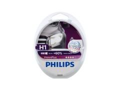 Галогенные лампы PHILIPS Vision Plus +60% комплект 2шт.