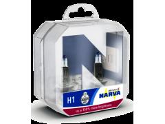 Галогенные лампы Narva - Range Power +150% комплект 2шт.