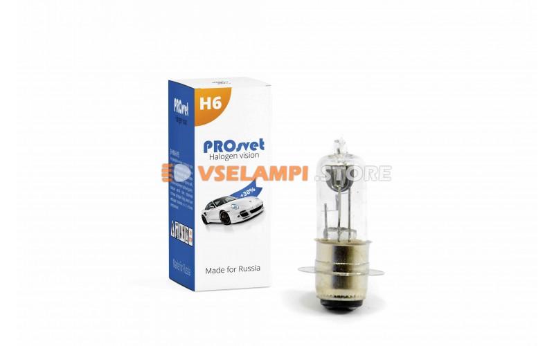 Галогенная лампа PROsvet Clear - цоколь M5 35/35(1)