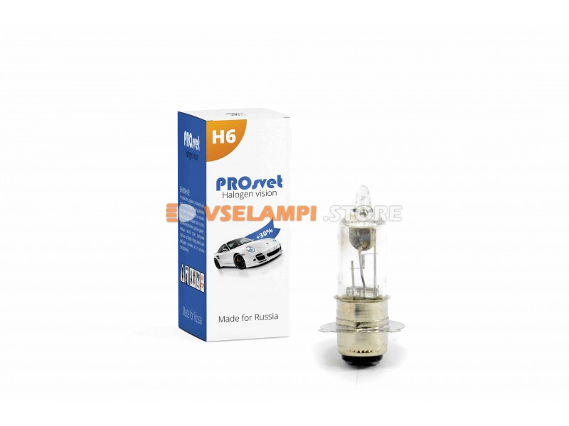 Галогенная лампа PROsvet Clear - цоколь M5 35/35