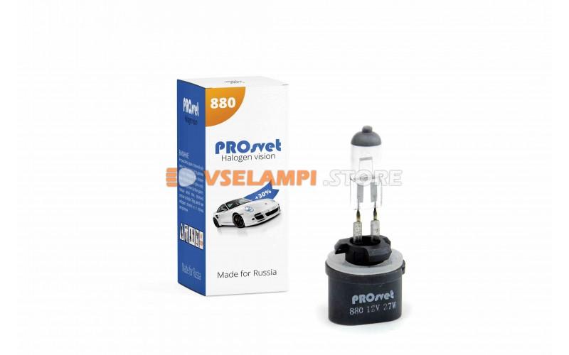 Галогенная лампа PROsvet Clear - цоколь H27/1
