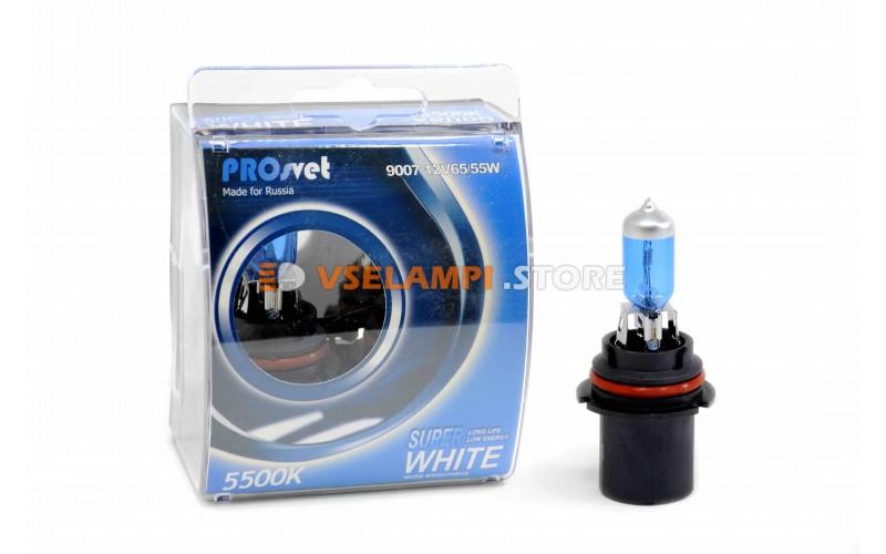 Галогенные лампы PROsvet SuperWhite комплект 2 шт. - цоколь HB5
