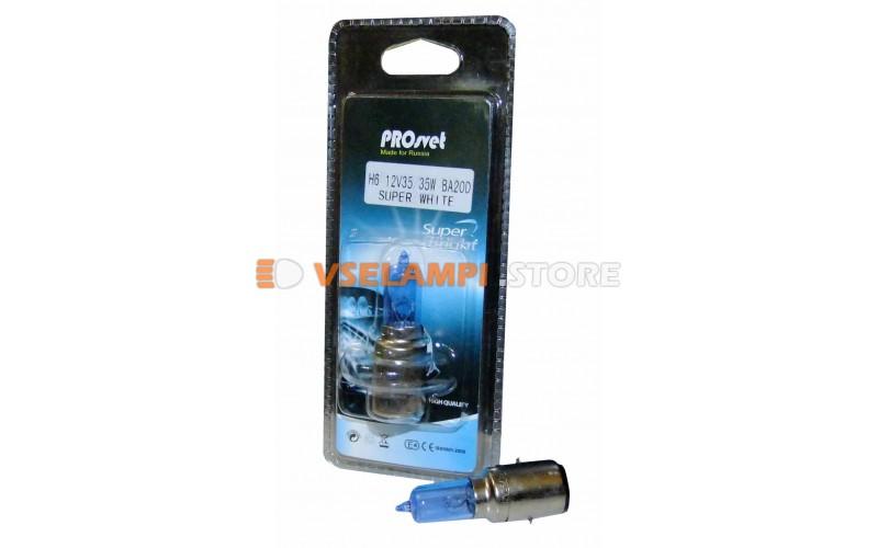 Галогенные лампы PROsvet SuperWhite комплект 2 шт. - цоколь M5 35/35(2)