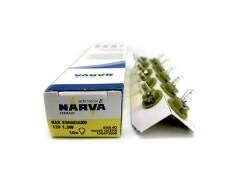 Авто-лампочка Narva Oliver-Grey W1.3W BAX (BX8.4d), 12v, 1.3w, желтый