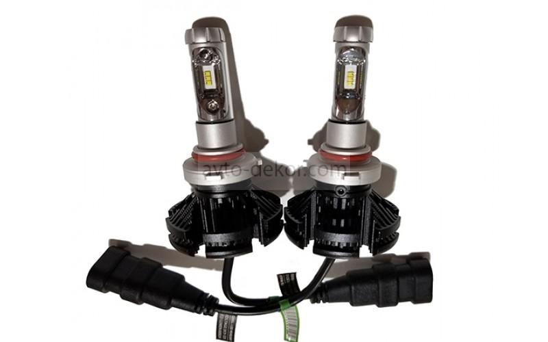 Сверх яркие светодиоды LUMILEDS X3 6000Lm комплект 2шт.