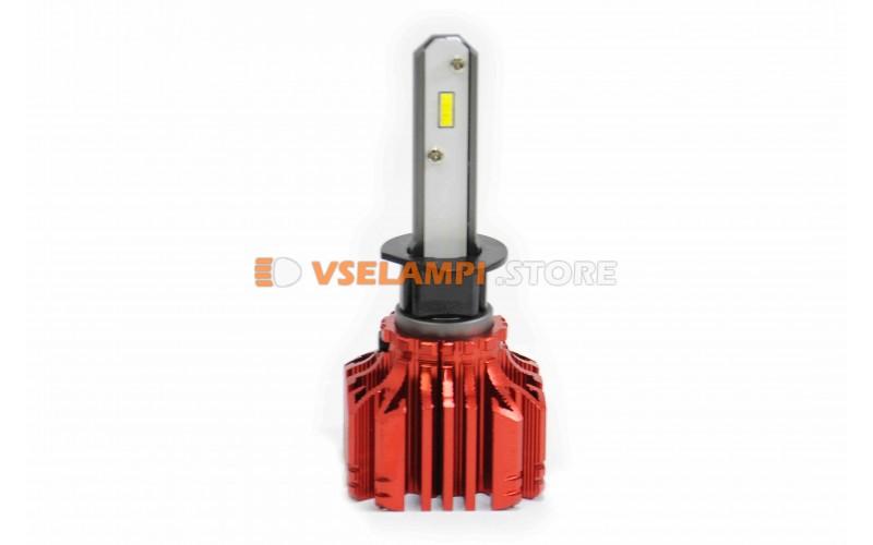 Сверх яркие светодиоды PROsvet S3 6000k комплект 2шт. - цоколь H1