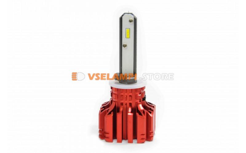 Сверх яркие светодиоды PROsvet S3 6000k комплект 2шт. - цоколь 880/881 (H27)