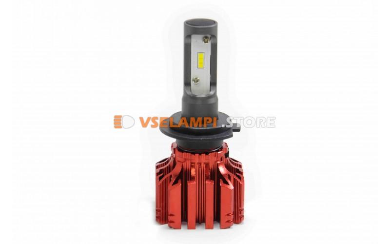 Сверх яркие светодиоды PROsvet S3 6000k комплект 2шт. - цоколь H7