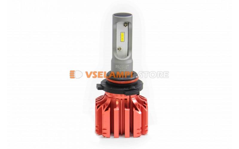 Сверх яркие светодиоды PROsvet S3 6000k комплект 2шт. - цоколь HB4