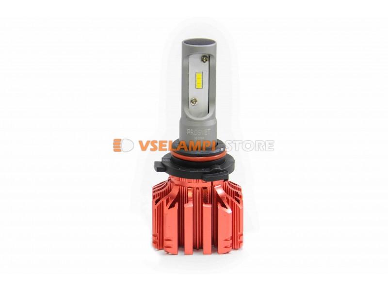 Сверх яркие светодиоды PROsvet S3 5000k комплект 2шт. - цоколь H4
