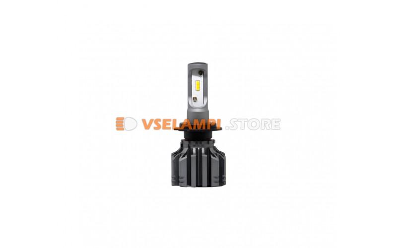 Сверх яркие светодиоды PROsvet S4 4200k комплект 2шт. - цоколь H7
