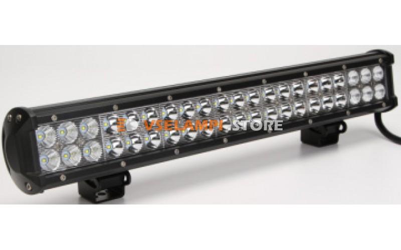 Прожектор 9-30V 126W 42SMD 510x77mm