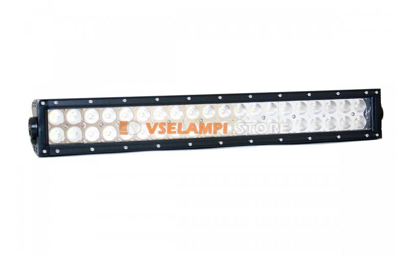 Прожектор 9-32V 120W 40SMD 540x80 ближний/дальний