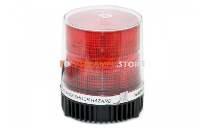 Мигалка красный 12-24v HDX-51016M