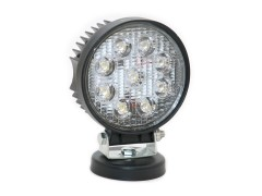 Прожектор круглый 9-32v 9SMD 27W d110mm ближний