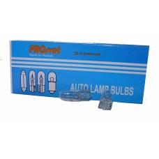 Галогенная лампа PROsvet 24v W5W T10 W2.1x9.5d б/ц