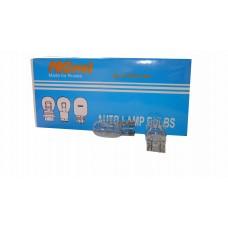 Галогенная лампа PROsvet 12v W21/5W Т20/5 W3x16q б/ц (2-х.конт.)
