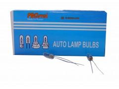 Авто-лампочка PROsvet 24v W1,2w (микрушка) с усами (средняя) 4