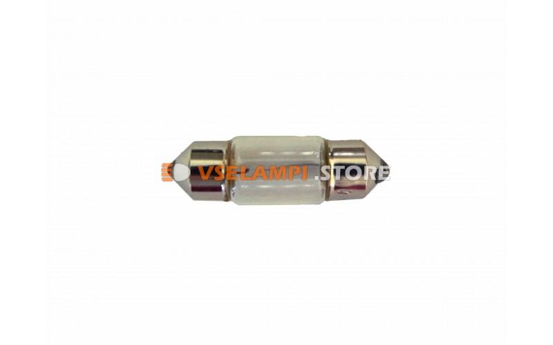 Авто-лампочка PROsvet 24v C5W T11x31 A/C 5w укороч.